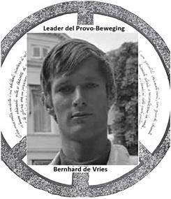 Bernhard de Vries, il personaggio più carismatico del Provobeweging