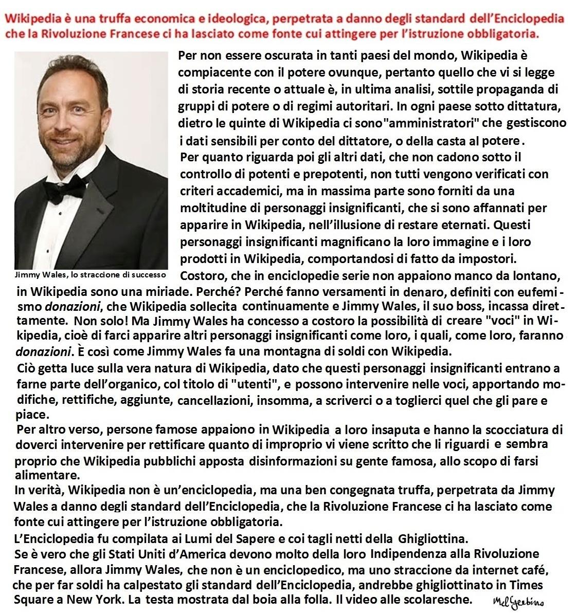 Jimmy Wales, lo straccione di successo