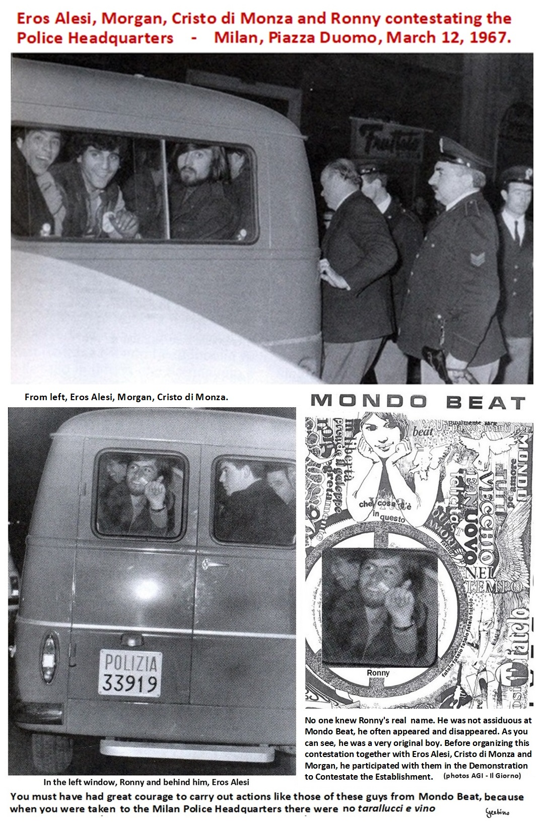 The funniest photos from the history of Mondo Beat