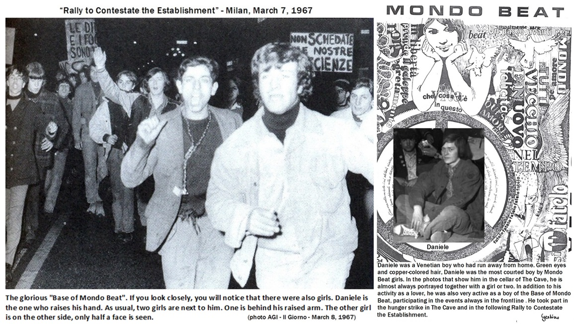 The youths of the Base of Mondo Beat were an example of courage and honor