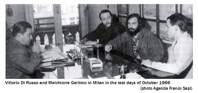 Vittorio Di Russo and Melchiorre Gerbino were bound by an indissoluble anarchist brotherhood