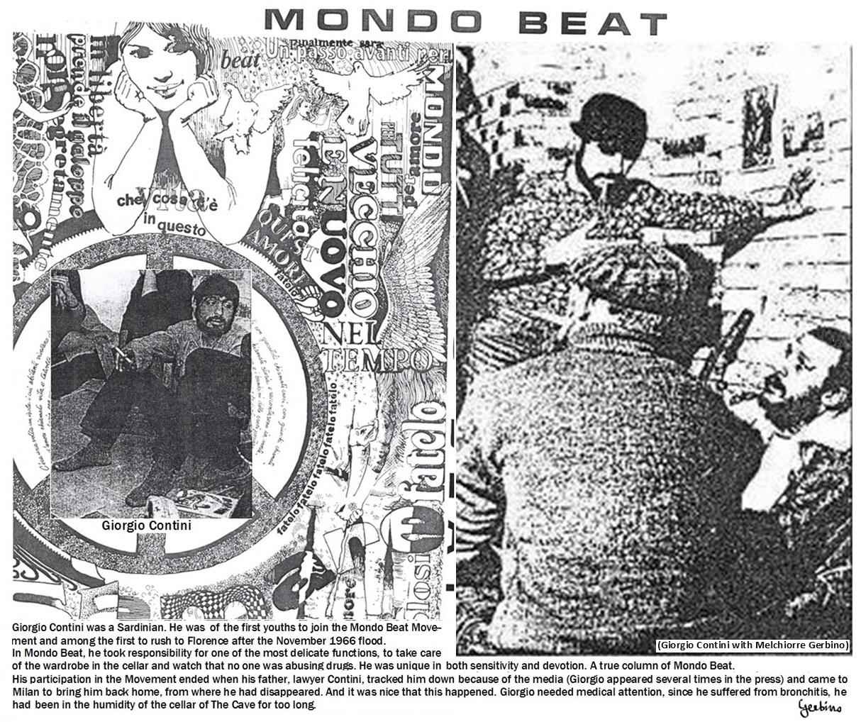 Giorgio Contini leaves Mondo Beat