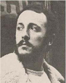 Melchiorre 'Paolo' Gerbino - direttore della rivista Mondo Beat - leader storico della Contestazione