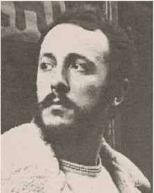 Melchiorre Gerbino the director of Mondo Beat magazine