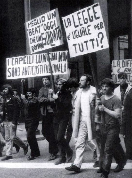 Mondo Beat rally of April 8, 1967