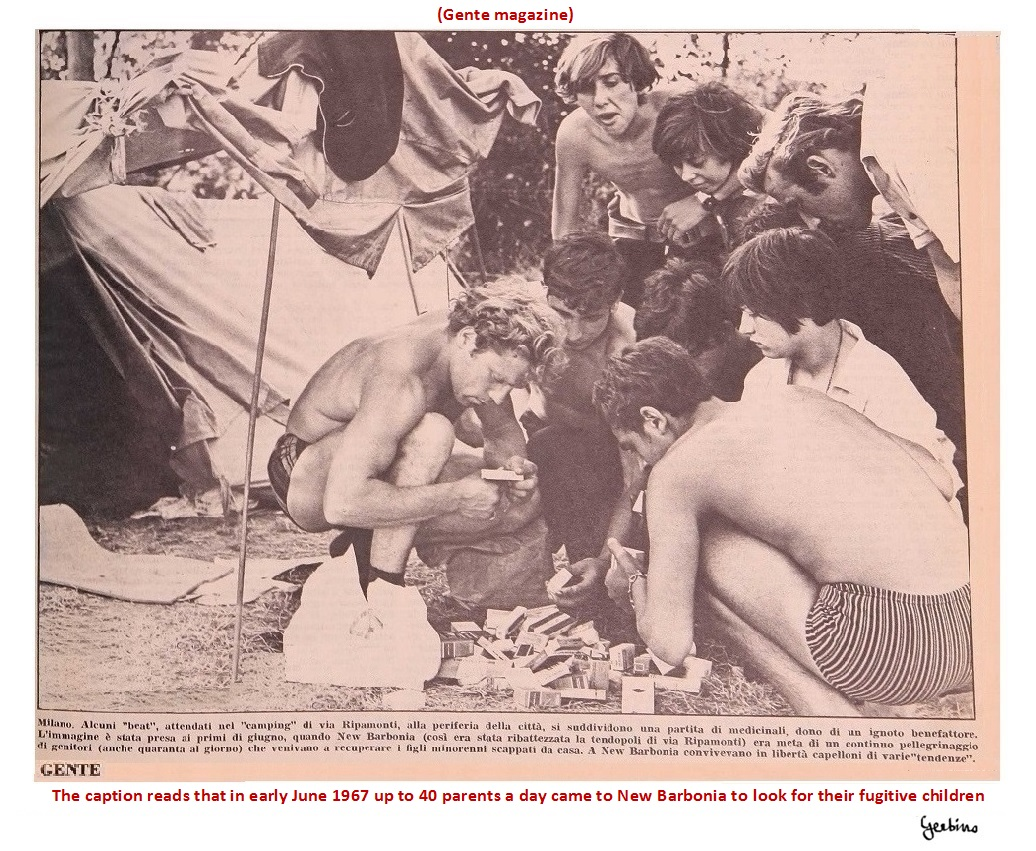 Lies were those of reactionary newspapers and magazines which described parents who were prevented from accessing the Barbonia City campsite