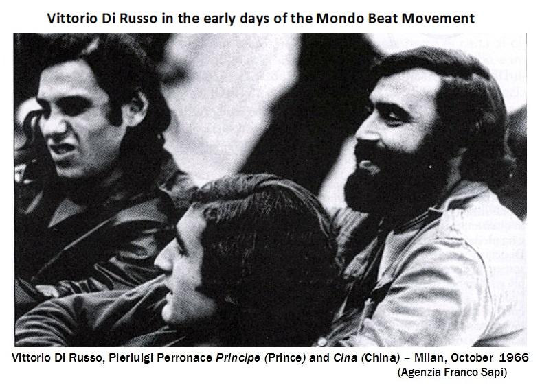 Vitttorio Di Russo, Pierluigi Perronace 'Principe' and 'Cina'