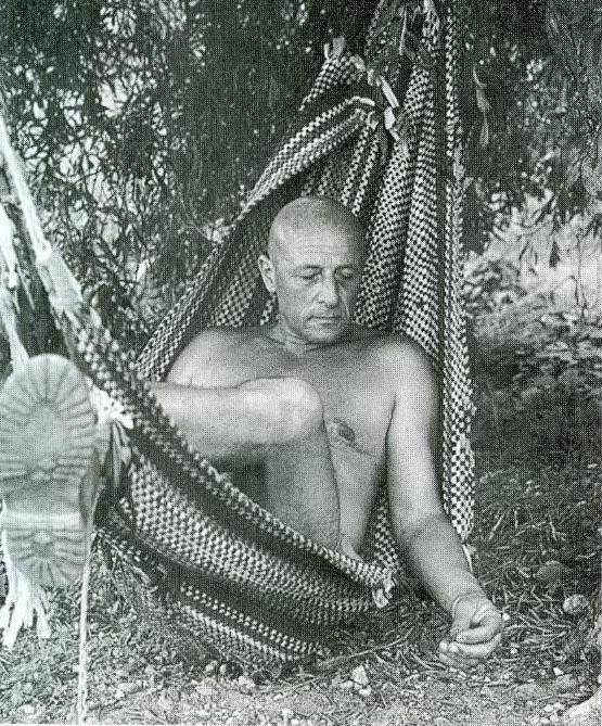 Melchiorre Gerbino nella sua campagna di Calatafimi