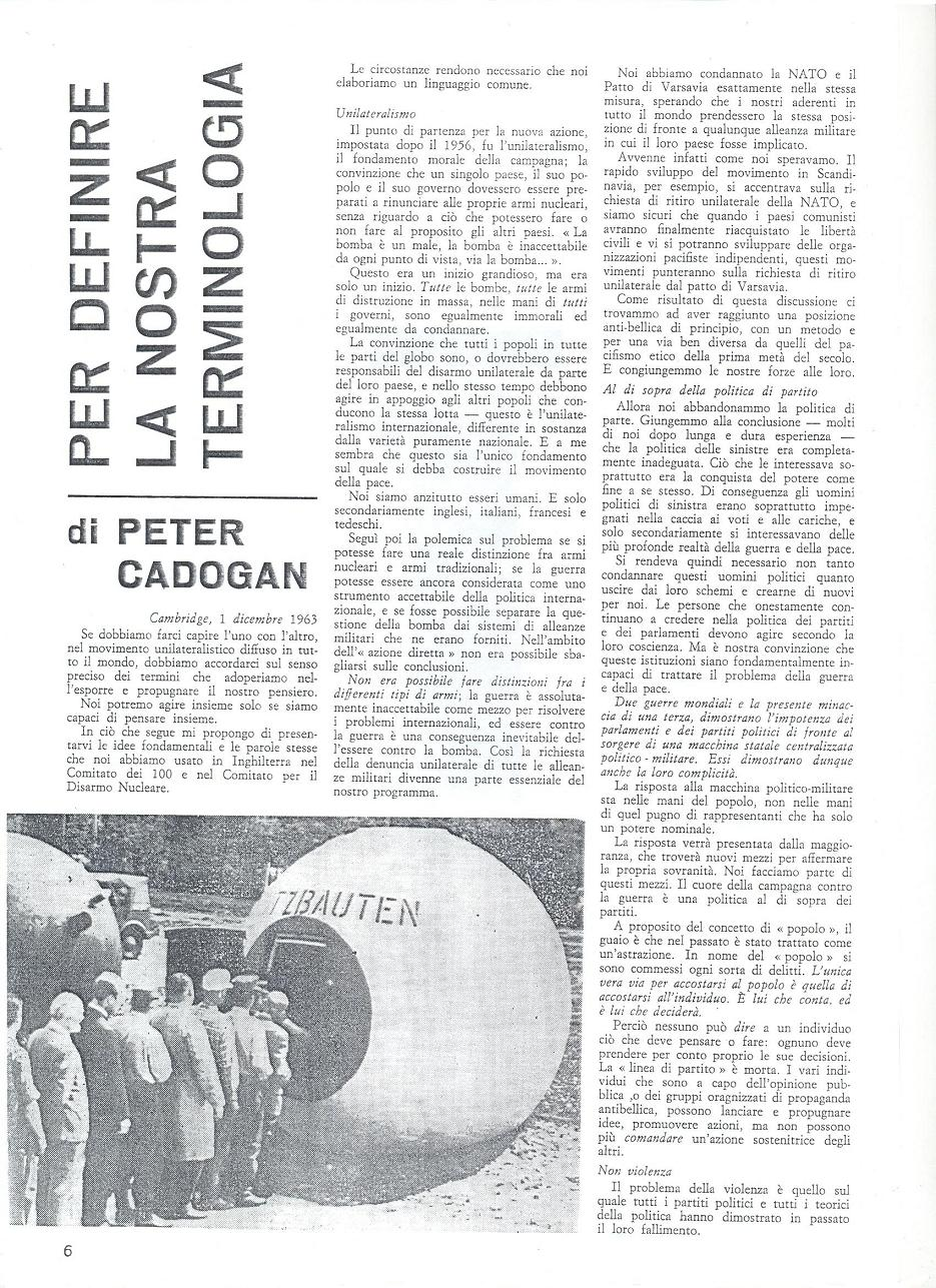 Peter Cadogan was held in high esteem by the youth of Onda Verde,for his refractoriness to consolidated organizations